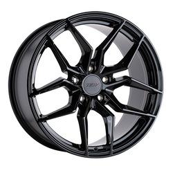 TSW Wheels Silvano - Gloss Black Rim