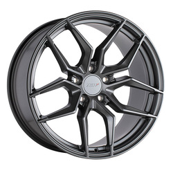 TSW Wheels Silvano - Gloss Gunmetal Rim - 18x8.5