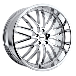 TSW Wheels Snetterton - Chrome