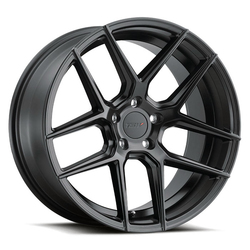 TSW Wheels TSW Wheels Tabac - Semi Gloss Black - 19x9.5