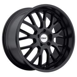 TSW Wheels Tremblant - Matte Black - 19x8