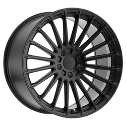 TSW Wheels Turbina - Matte Black Rim - 22x9.5