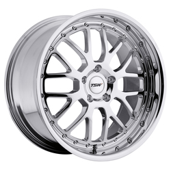 TSW Wheels Valencia - Chrome - 19x8