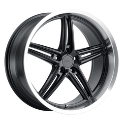 TSW Wheels Variante - Gloss Black w/Machined Lip