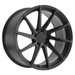 TSW Wheels Watkins - Matte Black W/Gloss Black Face