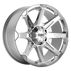 Tuff Wheels T05 - Chrome Rim