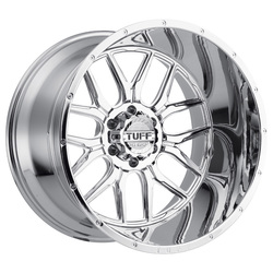 Tuff Wheels T23 - Chrome - 22x14
