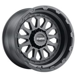 Tuff Wheels T3A - Matte Black Rim
