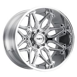 Tuff Wheels T3B - Chrome Rim
