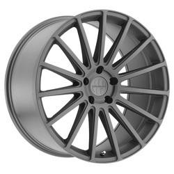 Victor Equipment Wheels Sascha - Matte Gunmetal - 22x11