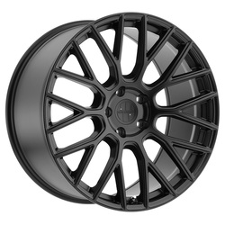 Victor Equipment Wheels Stabil - Matte Black Rim - 22x9.5