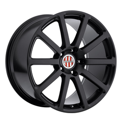 Victor Equipment Wheels Zehn - Matte Black - 20x11