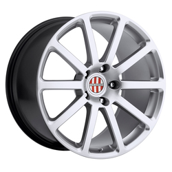 Victor Equipment Wheels Zehn - Hyper Silver - 19x8