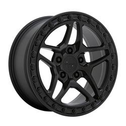 Victor Equipment Wheels Berg - Matte Black Rim