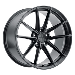 Victor Equipment Wheels Zuffen - Matte Black Rim - 22x10.5