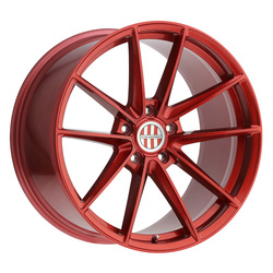 Victor Equipment Wheels Zuffen - Red Rim - 22x10.5