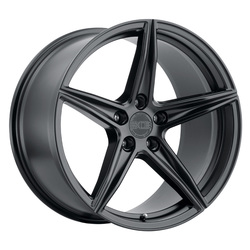 XO Luxury Wheels Auckland - Matte Black Rim - 22x11