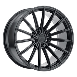 XO Wheels London - Matte Black