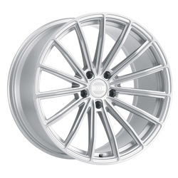XO Luxury Wheels London - Silver w/Brushed Face Rim