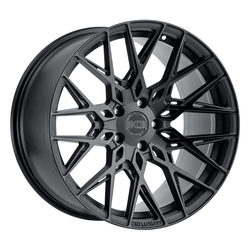 XO Luxury Wheels Phoenix - Double Black Rim - 22x11