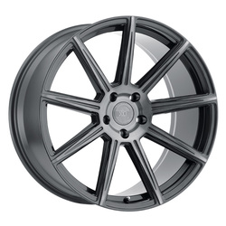 XO Wheels Vegas - Gunmetal w/Brushed Gunmetal Face