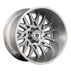 American Truxx Wheels AT184 DNA - Brushed Texture Rim - 24x14