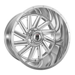 American Truxx Wheels AT166 Striker - Chrome Rim