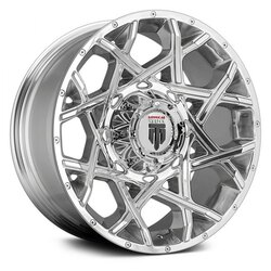 American Truxx Wheels AT1901 Gridlock - Polished Rim
