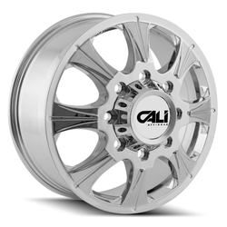 Cali Off-Road Wheels 9105 Brutal - Front Chrome Rim - 22x8.25