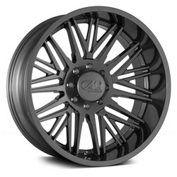 Cali Off-Road Wheels 9109 Rawkon - Graphite Rim