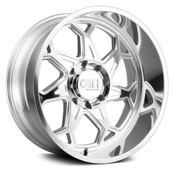 Cali Off-Road Wheels Sevenfold 9111 - Polished Rim
