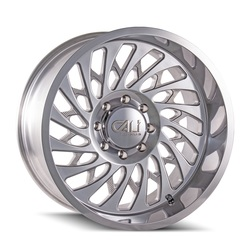 Cali Off-Road Wheels 9108 Switchback - Polished Rim