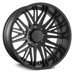 Cali Off-Road Wheels 9109 Rawkon - Matte Black Rim - 22x12
