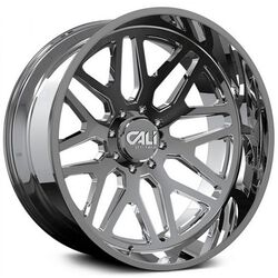 Cali Off-Road Wheels Invader 9115 - Chrome Rim