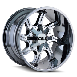 Cali Off-Road Wheels 9102 Twisted - PVD Rim