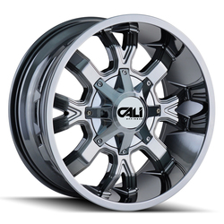Cali Off-Road Wheels 9104 Dirty - PVD