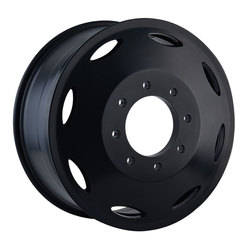 Cali Off-Road Wheels 9105 Brutal - Inner Black Rim - 22x8.25