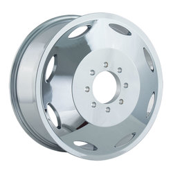 Cali Off-Road Wheels 9105 Brutal - Inner Chrome Rim - 22x8.25
