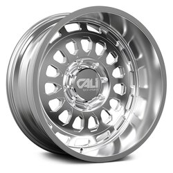 Cali Off-Road Wheels Paradox 9113 - Polished/Milled Spokes Rim