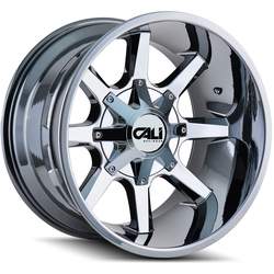 Cali Off-Road Wheels 9100 Busted - Chrome Rim