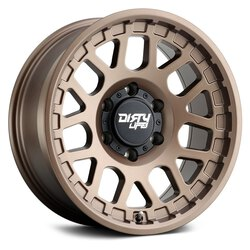 Dirty Life Wheels Mesa 9306 - Dark Bronze Rim