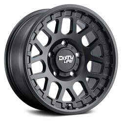 Dirty Life Wheels Mesa 9306 - Matte Black Rim