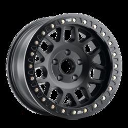 Dirty Life Wheels 9312 Mesa Race Beadlock - Matte Black Rim