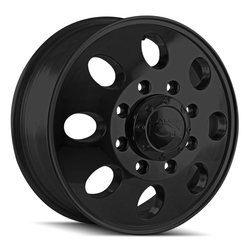 Ion Alloy Wheels 167 - Matte Black Rim