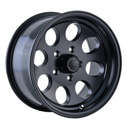 Ion Alloy Wheels 171 - Matte Black Rim