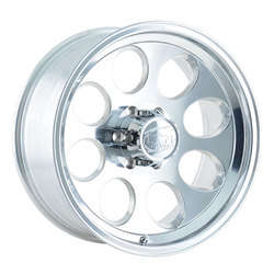 Ion Alloy Wheels 171 - Polished Rim - 16x10