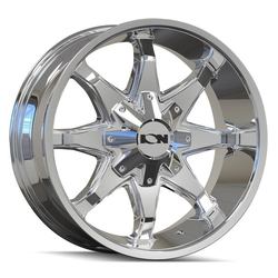Ion Alloy Wheels 181 - Chrome Rim