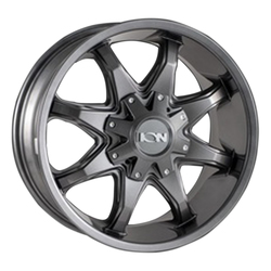Ion Alloy Wheels 181 - Graphite Rim