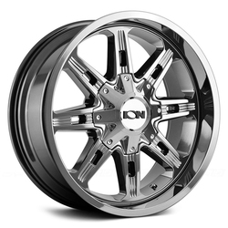 Ion Alloy Wheels 184 - Chrome Rim