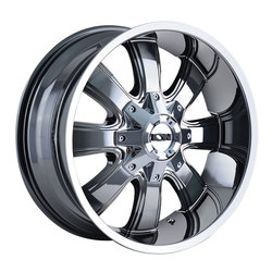 Ion Alloy Wheels 189 - PVD Rim